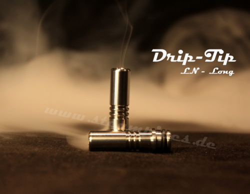 DripTip BT-LN (long) poliert