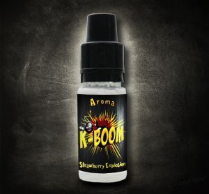 K-Boom Aroma Strawberry Explosion