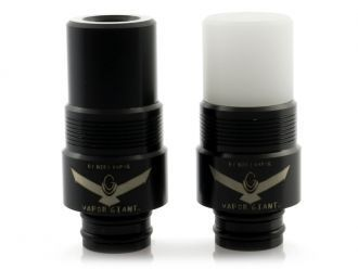 Vapor Giant Delrin DripTip Black Edition mittel