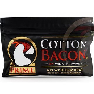 Cotton Bacon Prime - Baumwollwatte