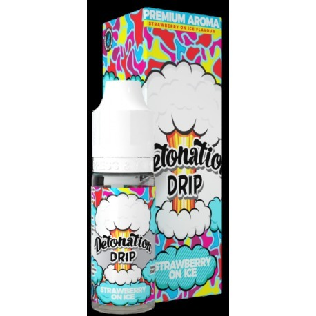 Detonation Drip- STRAWBERRY ON ICE