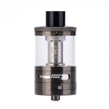 Steamcrave- Aromamizer Plus 30mm RDTA Gun Metal