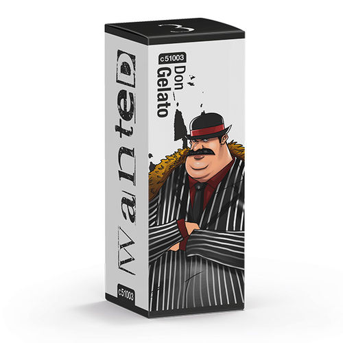 Wanted - Don Gelato 10ml