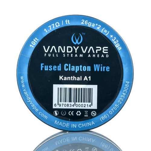 Vandy Vape - Kanthal A1 Fused Clapton Wire