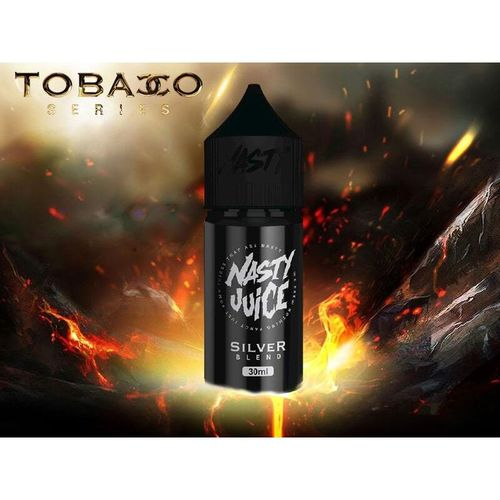 Tobacco Silver Blend - Nasty Juice Aroma 30ml