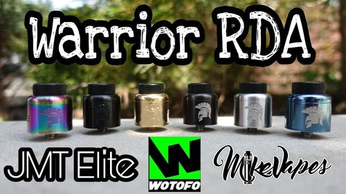 Wotofo - Warrior RDA