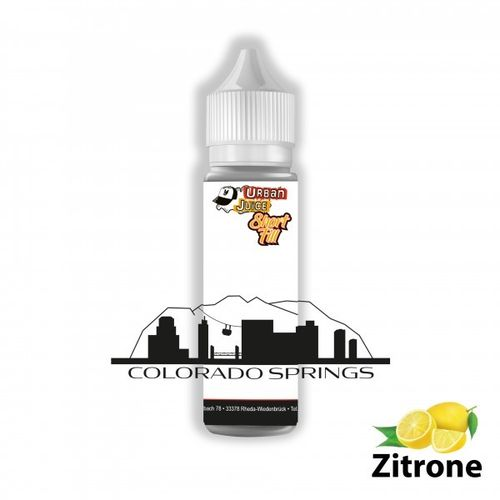Urban Juice - Shortfill Colorado Springs 60 ml