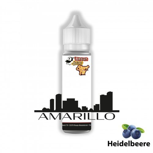 Urban Juice - Shortfill Amarillo 60 ml