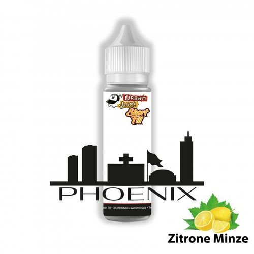Urban Juice - Shortfill Phoenix 60 ml
