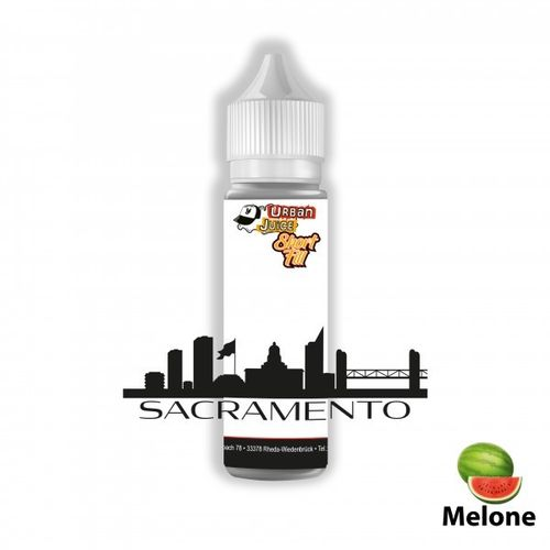Urban Juice - Shortfill Sacramento 60 ml