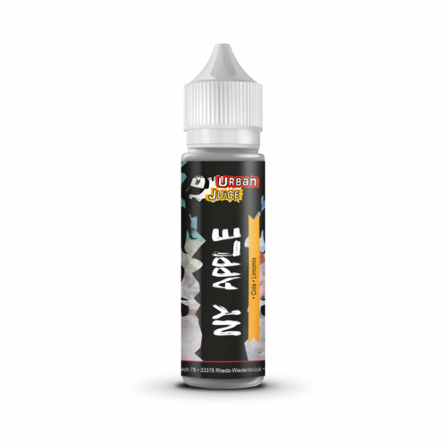 Urban Juice - Shortfill NY Apple 60 ml