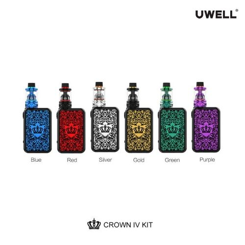 Uwell - Crown 4 Kit - 200 Watt 6 ml