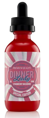 Dinner Lady - Strawberry Macaroon - 50 ml - Special Edition