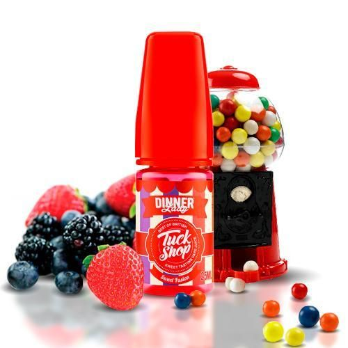 Dinner Lady - Tuck Shop - Sweet Fusion - 25 ml