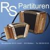 RS-Partituren - Arthur Brügger - Band 3