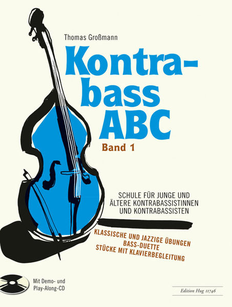 Kontrabass ABC Vol 1 Cb + 2CD