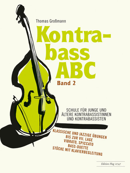Kontrabass ABC Vol 2 Cb